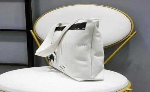 Голяма чанта с глухарче Dandelion Print Tote Bag