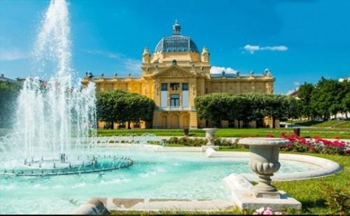 Екскурзия до <em>Загреб</em> с Възможност за Посещение на Плитвичките Езера и Любляна! Транспорт + 2 Нощувки със Закуски от Еко Тур Къмпани