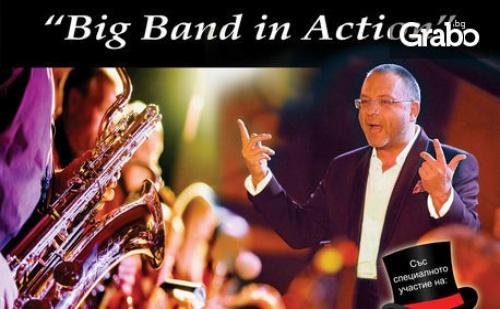 Концерт - Промоция на Новия Албум на Ангел Заберски Биг Бенд big Band In Action на 13.09