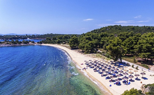 През Септември: 5 нощувки, All Inclusive в Poseidon Resort 4*, <em>Халкидики</em>, Гърция!