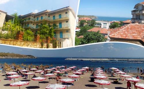 На Море в <em>Черноморец</em>! Нощувка на Цени от 12 лв. в Хотел Творческа База Архитекта, <em>Черноморец</em>