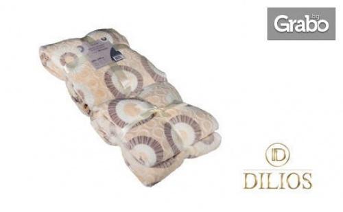 Одеяло 3D Кръгове