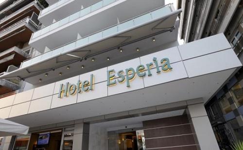2 Нощувки със Закуски в Esperia Hotel 3*, Кавала, Гърция през Септември и Октомври!