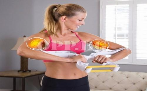 Женски Фитнес Уред за Стягане на Ръцете