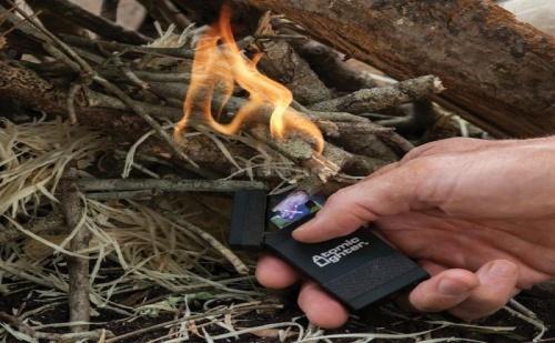Уникална Плазмена Запалка Atomic Lighter