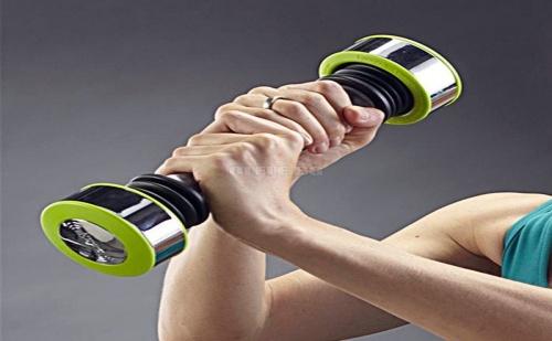 Пулсиращ дъмбел за стегнати ръце Shake Weight