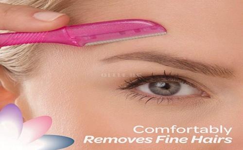 Комплект 4 Броя Дамски Филатори за Лице и Вежди Flawless Dermaplane