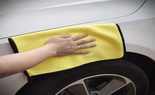 Двустранна Абсорбираща Кърпа за Подсушаване на Автомобил
