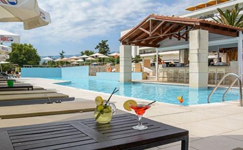 Last minute: 3 нощувки, Ultra All Inclusive в хотел Bomo Club Olympus Grand Resort 4*, Олимпийска ривиера, Гърция през Септември!