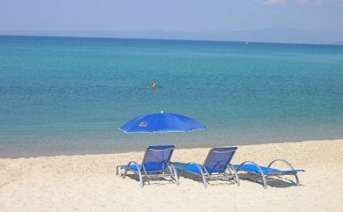 3 Нощувки, All Inclusive в Хотел Olympic Kosma 3*, Ханиоти, Халкидики, Гърция през Септември и Октомври!