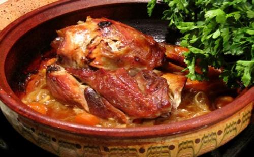Вкусна Вечеря за Цялото Семейство: Задушен Джолан в Гърне + Гарнитура от Кулинарна Работилница Деличи