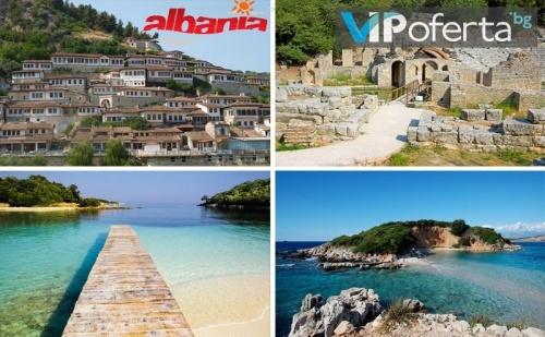 Тридневна Екскурзия до Албания Транспорт, Екскурзовод, Нощувки със Закуски от Бамби М Тур (Потвърдена)