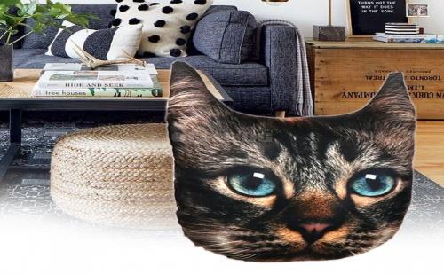Декоративна Възглавница Коте