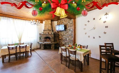 Коледа в <em>Огняново</em>. Наем на къщата на Времето за 2 или 3 Нощувки за 14 Човека + Ползване на Сауна, Барбекю и Ресторант.