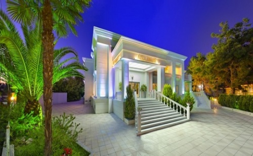 Ранни Резервации: 6 Нощувки, All Inclusive в Хотел Elinotel Apolamare 5*, Халкидики, Гърция през Май и Юни!