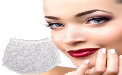 Малка Пилинг Ръкавица за Лице