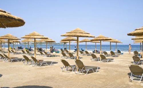 Ранни резервации: 5 нощувки със закуски и вечери или All Inclusive в Alea Hotel &amp; Suites 4*, о.<em>Тасос</em>, Гърция през Май!