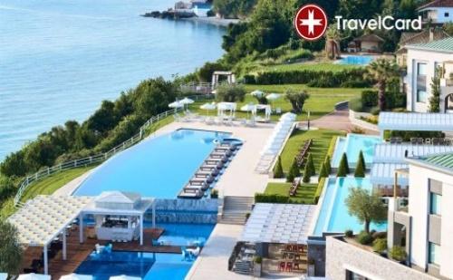 5* Празници в Cavo Olympo Luxury Resort & Spa, Гърция
