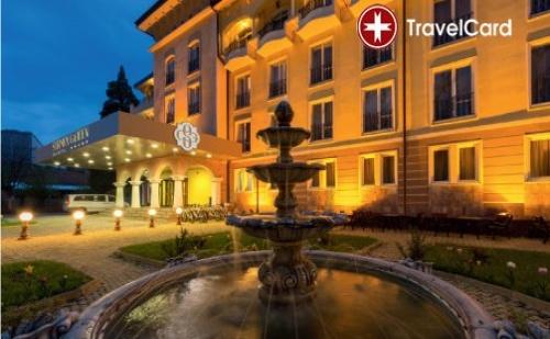 5* Spa Уикенд в Хотел Стримон Гардън, гр.кюстендил