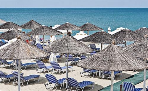 Ранни Резервации: 3 Нощувки със Закуски и Вечери в Olympic Star Beach Hotel 4*, Олимпийска Ривиера, Гърция през Май и Юни!