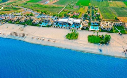 Ранни Резервации: 5 Нощувки със Закуски и Вечери в Хотел Sentido Mediterranean Village 5*, Олимпийска Ривиера, Гърция през Май и Юни!