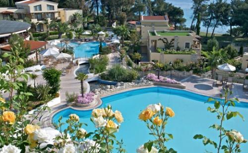 Ранни Резервации: 3 Нощувки със Закуски и Вечери в Aegean Melathron Thalasso Spa Hotel 5*, Халкидики, Гърция през Май!