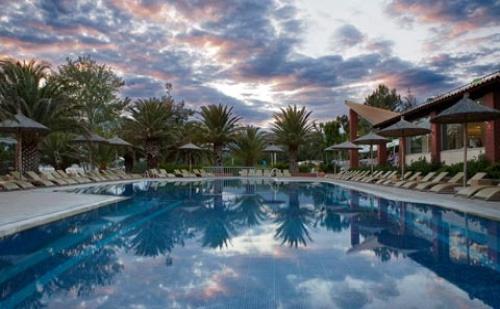 Ранни Резервации: 4 Нощувки със Закуски и Вечери в Хотел Alexandra Beach Spa 4*, о.<em>Тасос</em>, Гърция през Юни!