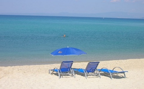 Ранни Резервации: 6 Нощувки, All Inclusive в Хотел Bomo Olympic Kosma 3*, <em>Халкидики</em>, Гърция през Юли и Август!