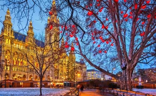 Вълшебна Предколедна Екскурзия до Будапеща, Братислава, Виена. Транспорт + 3 Нощувки със Закуски + Бонус Екскурзии на Топ Цена