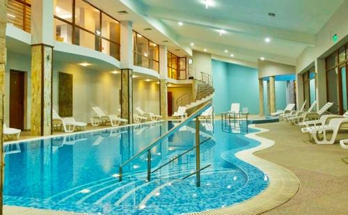 Spa Почивка в Банско. All Inclusive + Спа Пакет и Отопляем Басейн в Хотел Панорама Ризорт****
