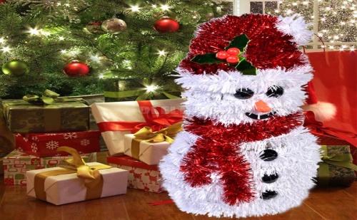 Коледна Фигура Снежен Човек