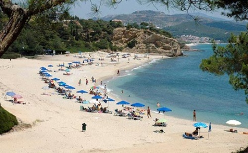 Ранни Резервации: 6 Нощувки със Закуски и Вечери в Хотел Zoe 4*, о. <em>Тасос</em>, Гърция през Юли, Август и Септември!