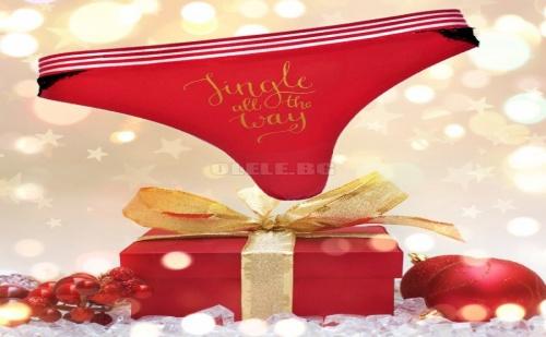 Секси Коледно Бельо Прашка Jingle All The Way