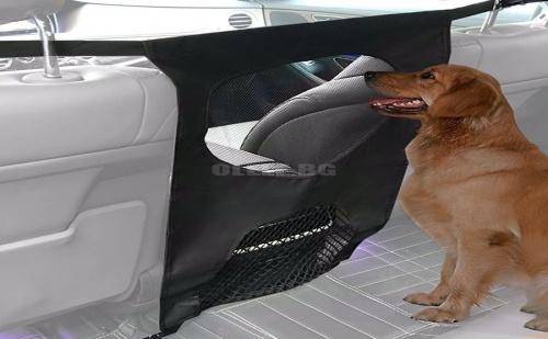 Предпазна Мрежа за Кучета за Автомобил