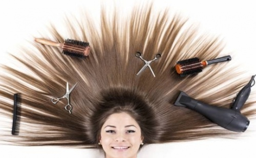 Индивидуален курс по фризьорство + сертификат от Beauty Studio Danny, София!