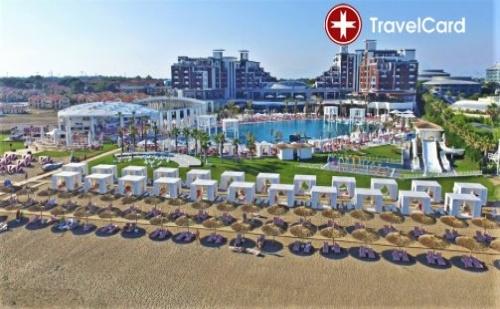 5* Ultra All Inclusive Ранни записвания в хотел Selectum Luxury Resort, Анталия