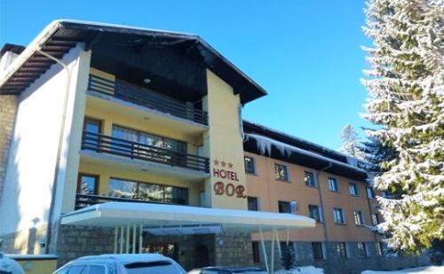 3, 5 или 7 Нощувки на човек със Закуски и Вечери в Хотел Бор, Боровец