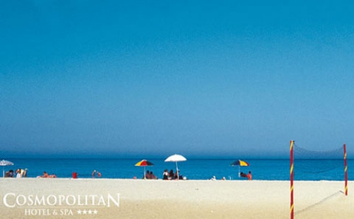 Ранни Резервации: 5 Нощувки със Закуски и Вечери в Cosmopolitan Hotel & Spa 4*, Олимпийска Ривиера, Гърция през Май и Юни!