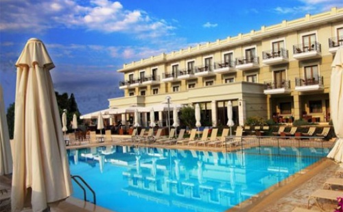 Ранни Резервации: 3 Нощувки със Закуски и Вечери в Danai Hotel & Spa 4*, Олимпийска Ривиера, Гърция през Май и Юни!