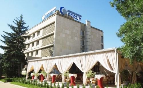 Нощувка със Закуска на човек в Хотел Форум, София