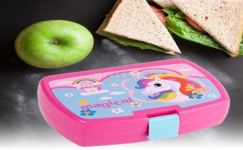 Розова Кутия за Обяд с Еднорог