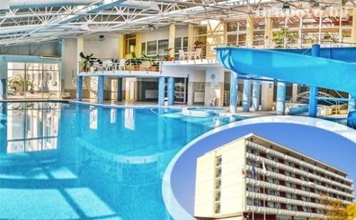 Уикенд в Спа Хотел Аугуста, Хисаря! 2 Нощувки за Двама със Закуски и Вечери + Минерален Басейн и Сауна