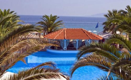 Ранни Записвания: 3 Нощувки, All Inclusive в Хотел Assa Maris Bomo Club 4*, <em>Халкидики</em>, Гърция през Май и Юни!