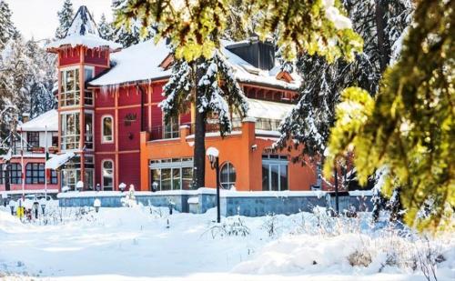 Ски Почивка от Януари до Март в Боровец! Нощувка със Закуска и Вечеря в Бутиков Хотел Сокол!