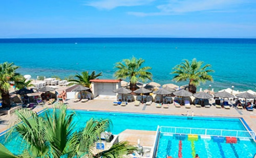 Ранни Записвания: 5 Нощувки със Закуски и Вечери в Хотел Sousouras 3*, <em>Халкидики</em>, Гърция през Юли!