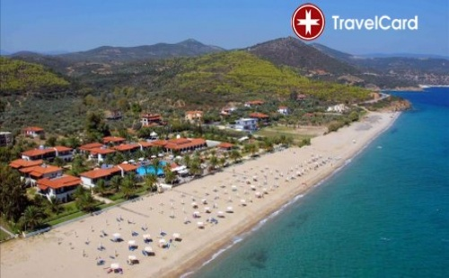 4* All Inclusive Ранни Записвания в Bomo Assa Maris Beach, Халкидики