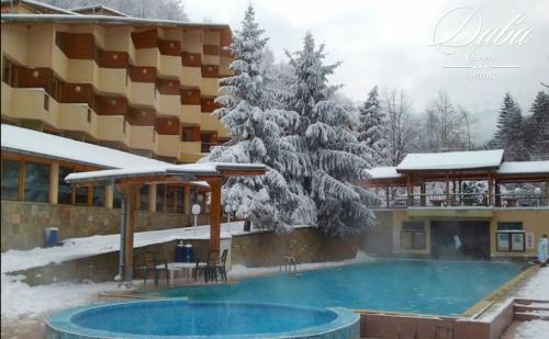 На Почивка в Троянския Балкан с Гореща Минерална Вода! Нощувка, Закуска, Обяд и Вечеря + Топъл Басейн и Сауна в Хотел Дива, с.чифлик!