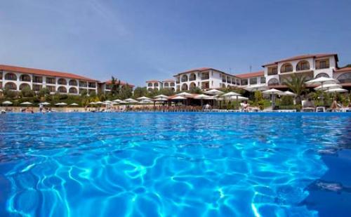 Ранни Записвания: 5 Нощувки, All Inclusive в Akrathos Hotel 4*, Халкидики, Гърция през Август и Септември!
