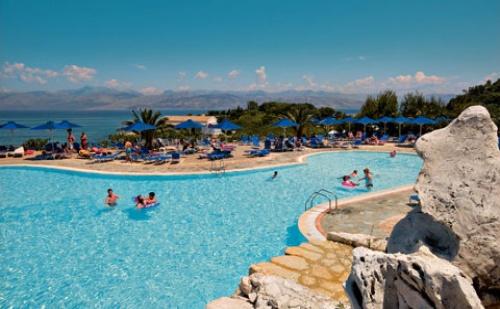 Ранни Записвания: 5 Нощувки, All Inclusive в Хотел Mareblue Beach 4*, о.<em>Корфу</em>, Гърция през Май и Юни!