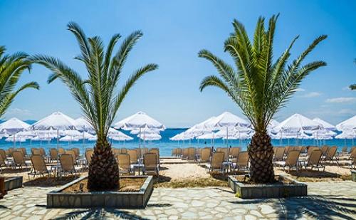 Ранни Записвания: 6 Нощувки, All Inclusive в Хотел Theoxenia 4*, Урануполи, <em>Халкидики</em>, Гърция през Май и Юни!